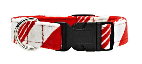 Hollywood Feed - *Bowsers Collar - Peppermint Stripe - Collar