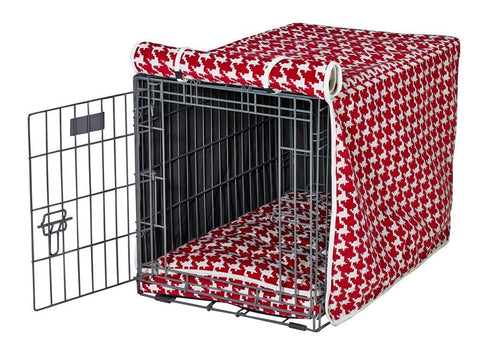 Hollywood Feed - *Bowsers Lux Crate COVER - Canterbury Check - Crate Covers