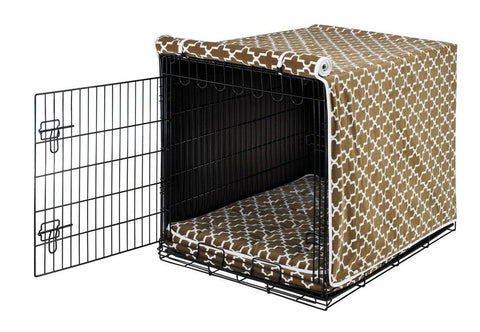 Hollywood Feed - *Bowsers Lux Crate COVER - Cedar Lattice - Crate Covers