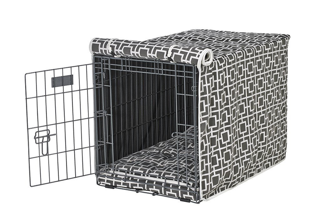 Hollywood Feed   *Bowsers Lux Crate COVER   Courtyard Grey   Crate Covers