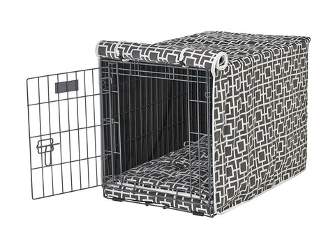 Hollywood Feed - *Bowsers Lux Crate COVER - Courtyard Grey - Crate Covers