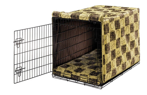 Hollywood Feed - *Bowsers Lux Crate COVER - Dog Days - Crate Covers