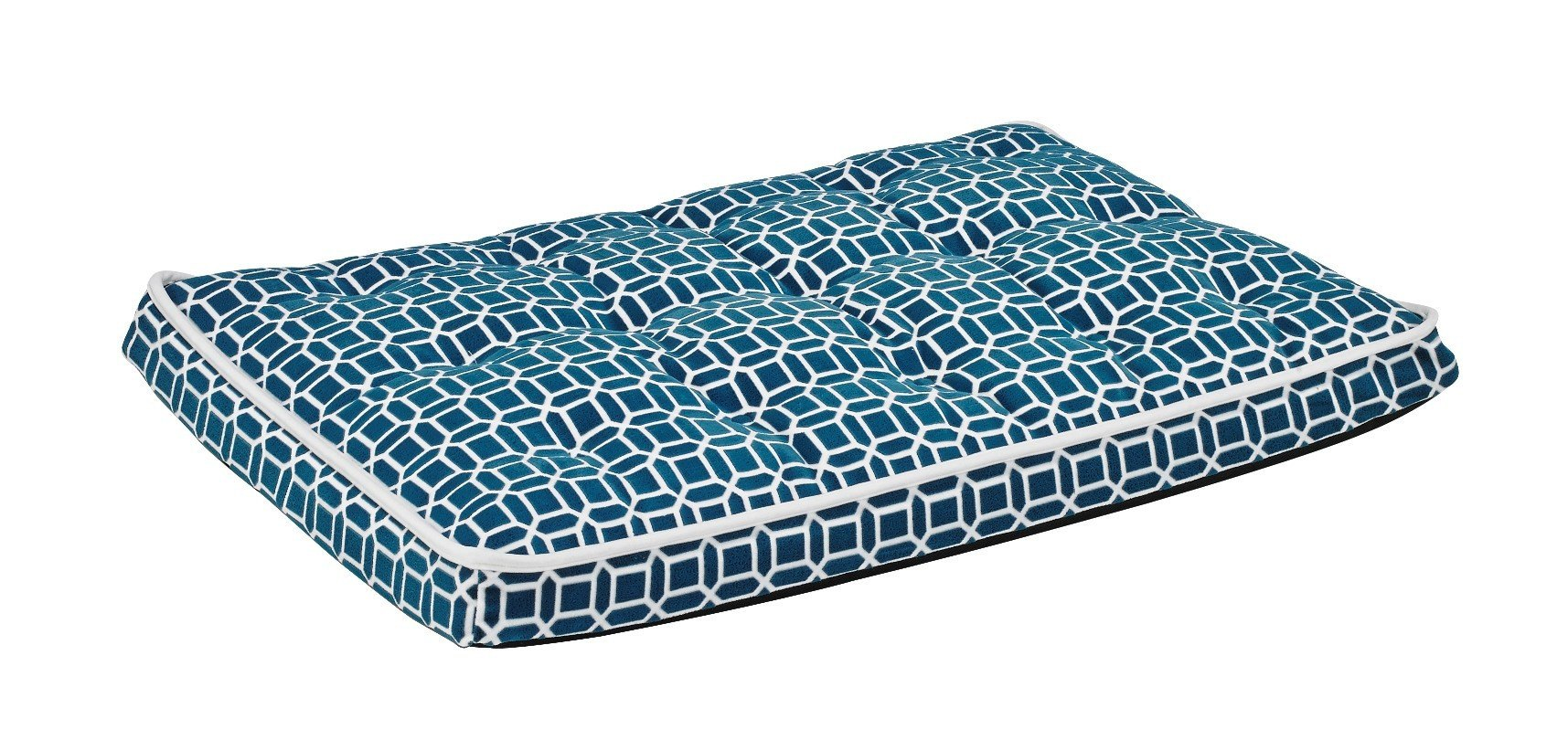 orthopedic shipping pet dog orders supplies free on serta mat overstock mats product over crate