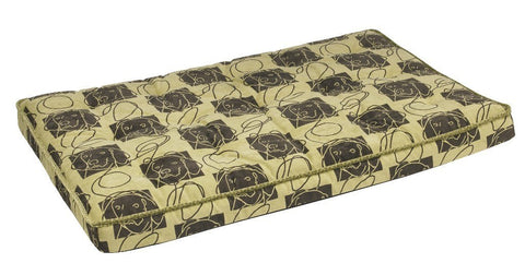 Hollywood Feed - *Bowsers Lux Crate Mattress - Dog Days - Crate Mat