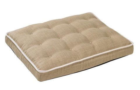 Hollywood Feed - *Bowsers Lux Crate Mattress - Flax - Crate Mat