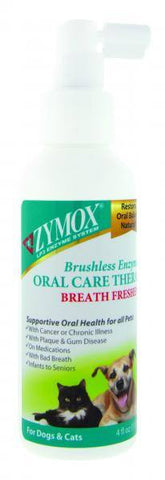Hollywood Feed - Zymox Breath Freshener 4oz - Dental Hygeine