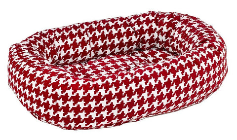 Hollywood Feed - *Bowsers Donut Bed - Canterbury Check - Donut Bed