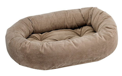 Hollywood Feed - *Bowsers Donut Bed - Cappuccino Treats - Donut Bed - 1
