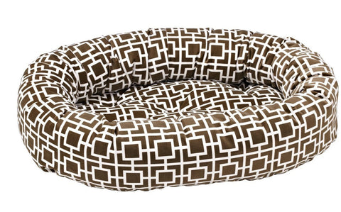 Hollywood Feed - *Bowsers Donut Bed - Courtyard Taupe - Donut Bed - 2