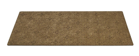Hollywood Feed - *Bowsers Designer Doormat - Pecan Filigree - Doormats