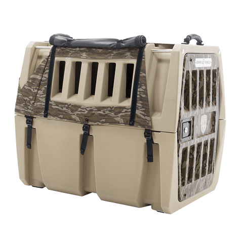 Gunner Kennel - Cold Weather Kit - Large Mossy Oak