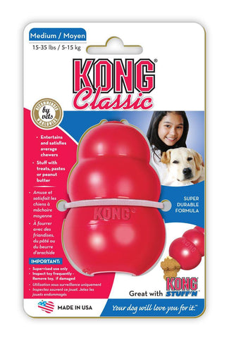 Hollywood Feed - Kong Classic - Fetch Toys - 4