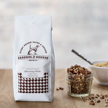 Grounds & Hounds Coffee Co. - Morning Walk Blend - 12oz Ground