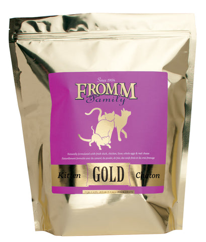 Fromm Cat Food - Kitten Gold 2.5lb