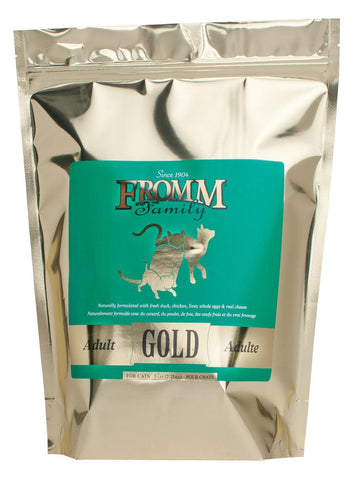 Hollywood Feed - Fromm Cat Food - Gold Adult - Dry Cat Food