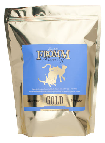 Fromm Cat Food - Mature Gold 5#