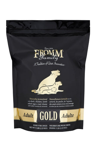 Hollywood Feed - Fromm Dog Food - Gold Adult - Dry Dog Food - 1