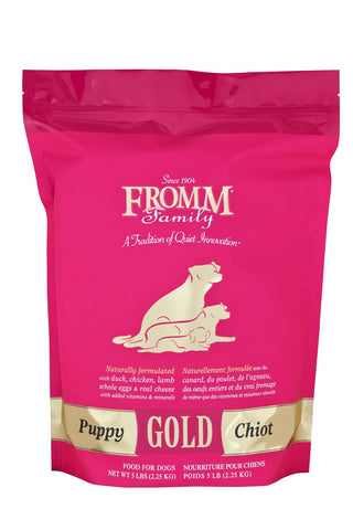 Hollywood Feed - Fromm Dog Food - Gold Puppy - Dry Dog Food - 1
