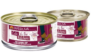 Weruva Cat Food - Cats In the Kitchen - The Double Dip