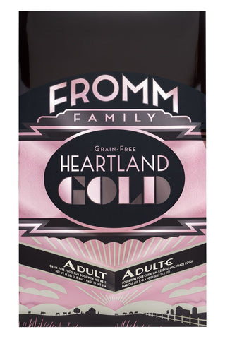 Hollywood Feed - Fromm Dog Food - Heartland Gold Adult Grain-Free - Dry Dog Food - 1