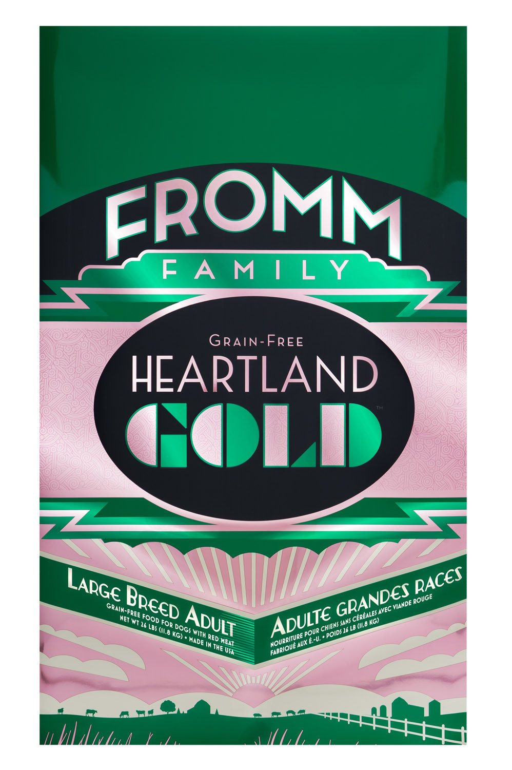 Fromm Large Breed Grain Free Dog Food