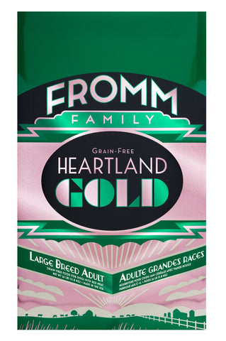 Hollywood Feed - Fromm Dog Food - Heartland Gold Large Breed Adult Grain-Free - Dry Dog Food - 1