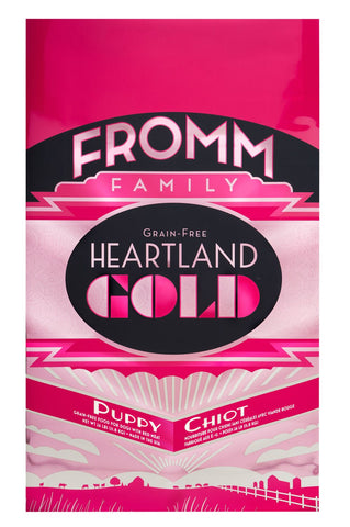 Hollywood Feed - Fromm Dog Food - Heartland Gold Puppy Grain-Free - Dry Dog Food - 1