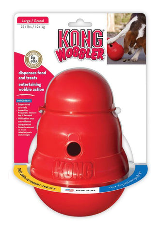 Hollywood Feed - Kong Wobbler - Interactive Feeder - 1