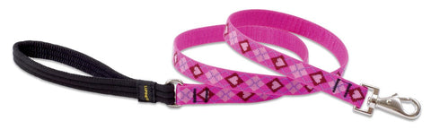 "Hollywood Feed - Lupine Lead (Medium Dog) - Puppy Love - 3/4"" - Lead"