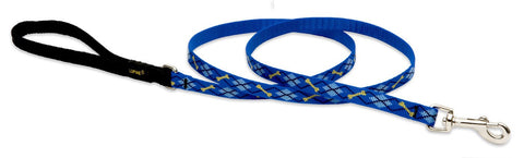 "Hollywood Feed - Lupine Lead (Small Dog) - Dapper Dog - 1/2"" - Lead"