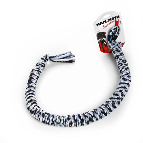 Hollywood Feed - Mammoth Rope Toy - Snakebiter - Large -