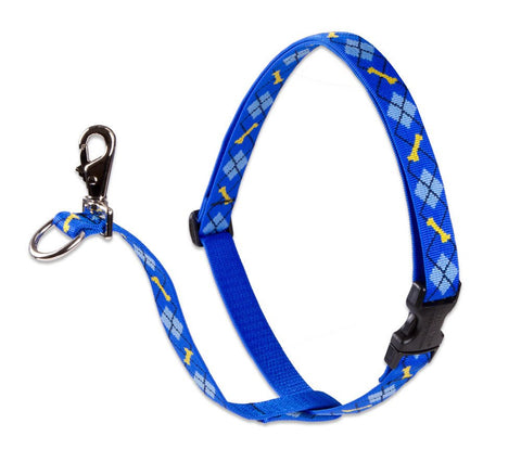 "Hollywood Feed - Lupine No Pull Harness - Dapper Dog - 1"" - No Pull Harness"