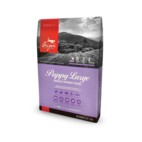 Hollywood Feed - Orijen Dog Food - Large Breed Puppy - Dry Dog Food