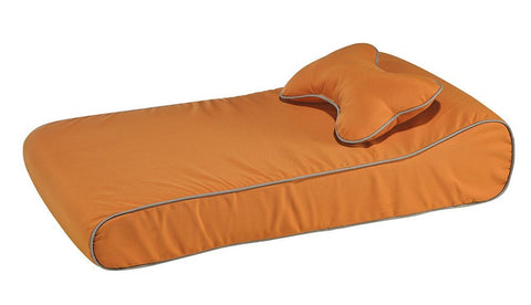 Hollywood Feed - *Bowsers Contour Lounger - Sunset - Orthopedic Bed