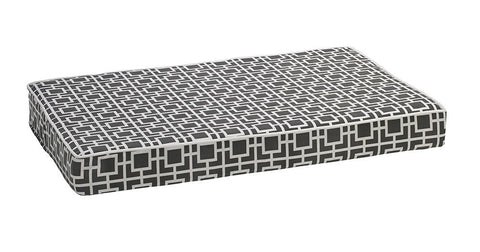 Hollywood Feed - *Bowsers Isotonic Foam Mattress - Courtyard Grey - Orthopedic Bed - 2