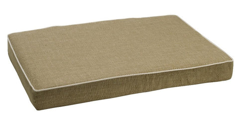 Hollywood Feed - *Bowsers Isotonic Foam Mattress - Flax - Orthopedic Bed
