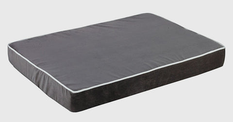 Hollywood Feed - *Bowsers Isotonic Foam Mattress - River Rock - Orthopedic Bed