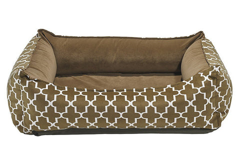 Hollywood Feed - *Bowsers Oslo Otho - Cedar Lattice - Orthopedic Bed - 1