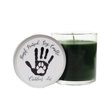 Soy Candle - Outdoor In