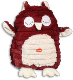 Hollywood Feed - Patchwork Pet Plush Toy Owl 15 Inch - Plush Toy