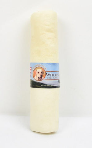 Hollywood Feed - Wholesome Hide Retriever Roll Thick 9-10 Inch - Rawhide