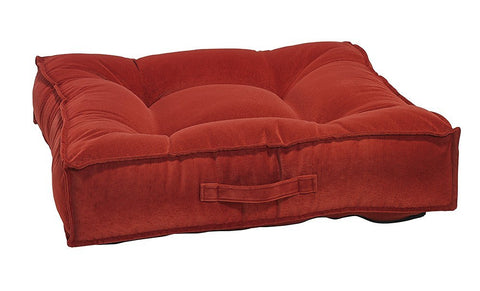 Hollywood Feed - *Bowsers Piazza Bed - Pomegranate - Rectangle Bed