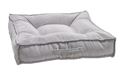 Hollywood Feed - *Bowsers Piazza Bed - Silver Treats - Rectangle Bed