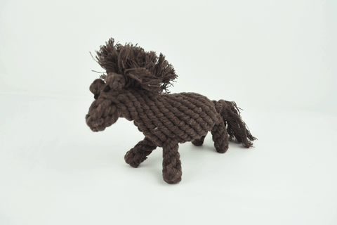 Hollywood Feed - Hollywood Feed Rope Toy - Horse - Rope Toy