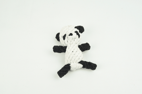 Hollywood Feed - Hollywood Feed Rope Toy - Panda - Rope Toy