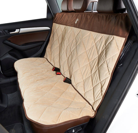 Hollywood Feed - *Bowsers Cross Country Protector (Bench) - Almond - Seat Covers