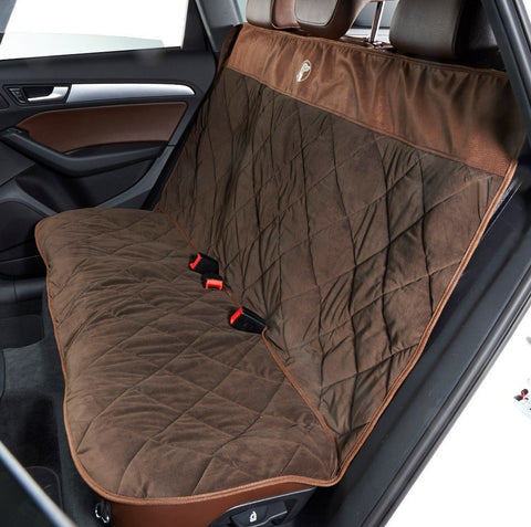 Hollywood Feed - *Bowsers Cross Country Protector (Bench) - Hickory - Seat Covers