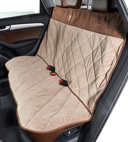 Hollywood Feed - *Bowsers Cross Country Protector (Bench) - Pebble - Seat Covers