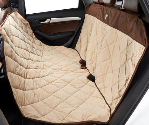 Hollywood Feed - *Bowsers Cross Country Protector (Hammock) - Almond - Seat Covers - 2