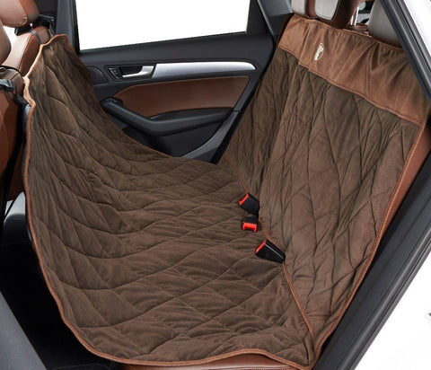 Hollywood Feed - *Bowsers Cross Country Protector (Hammock) - Hickory - Seat Covers - 2